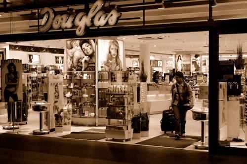 Douglas Filiale Hauptbahnhof Berlin
