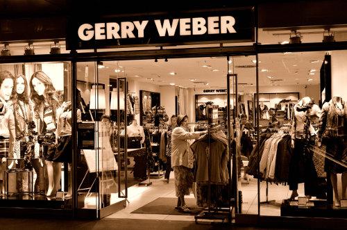 Gerry Weber Filiale im Hauptbahnhof Berlin