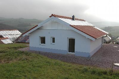 ein Bio Solar Haus