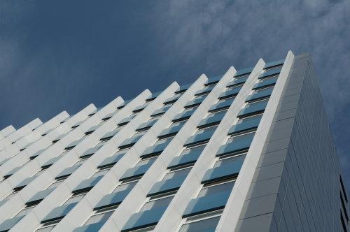 Hauptgebäude der CAU in Kiel