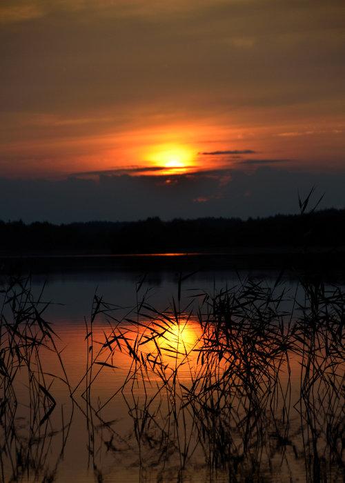 so, letztes Sonnenuntergangsfoto, reicht ja auch langsam :-)