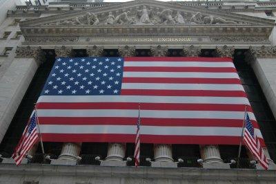 Gebäude New York Stock Exchange (Wall Street)