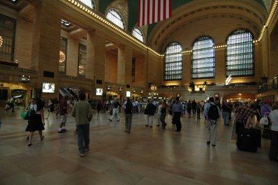 Central Station in Manhattan, New York