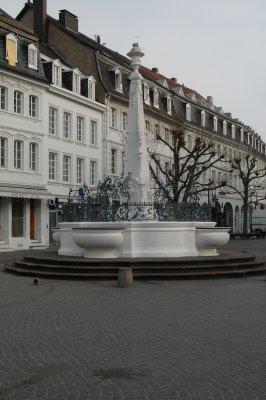 St. Johanner Brunnen auf dem Markt