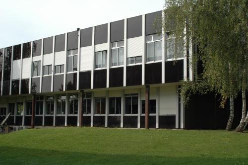 Gebäude Uni Luxemburg