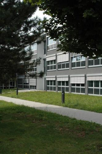 Informatik Gebäude Uni Luxemburg