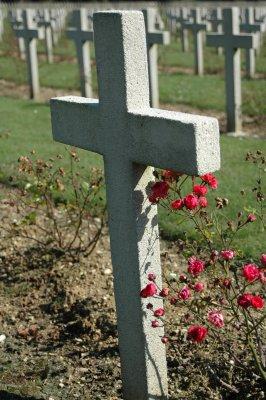 Kreuz in Verdun