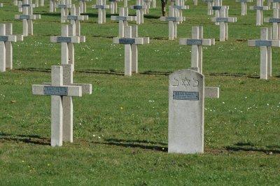 Moslemgrab in Verdun